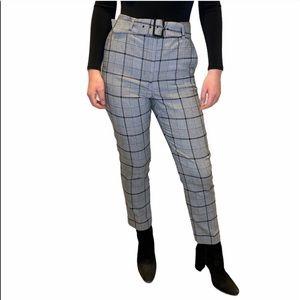 Babaton Checker Pants